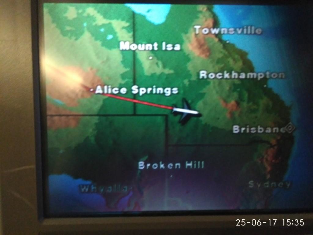 Fast 30 Stunden ist man von Deutschland bis Brisbane unterwegs.