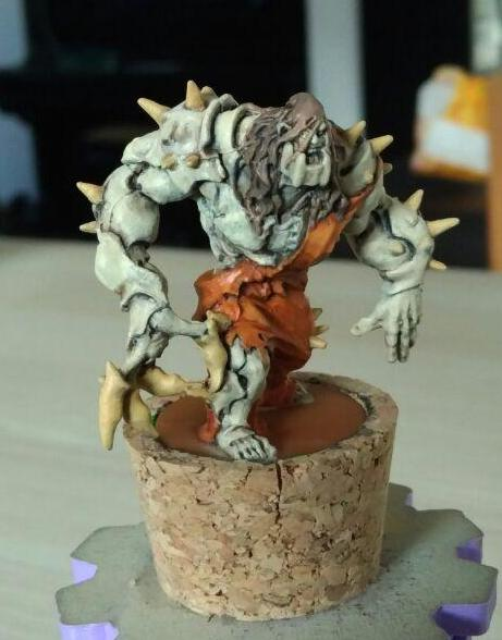 Berserker Abomination (from Zombicide Prison Break)