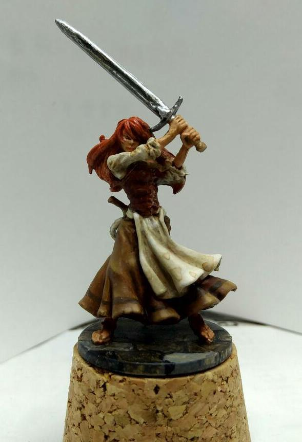 Nellie (from Zombicide Black Plague)