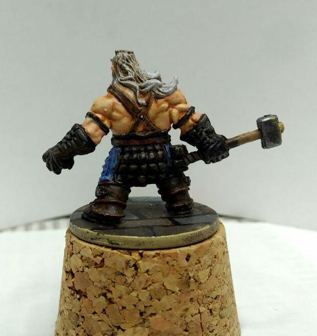Samson (from Zombicide Black Plague)